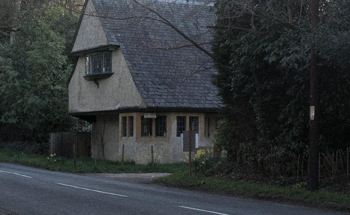 Spooky house England